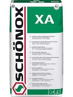 Anhydritová samonivelační stěrka Schönox XA