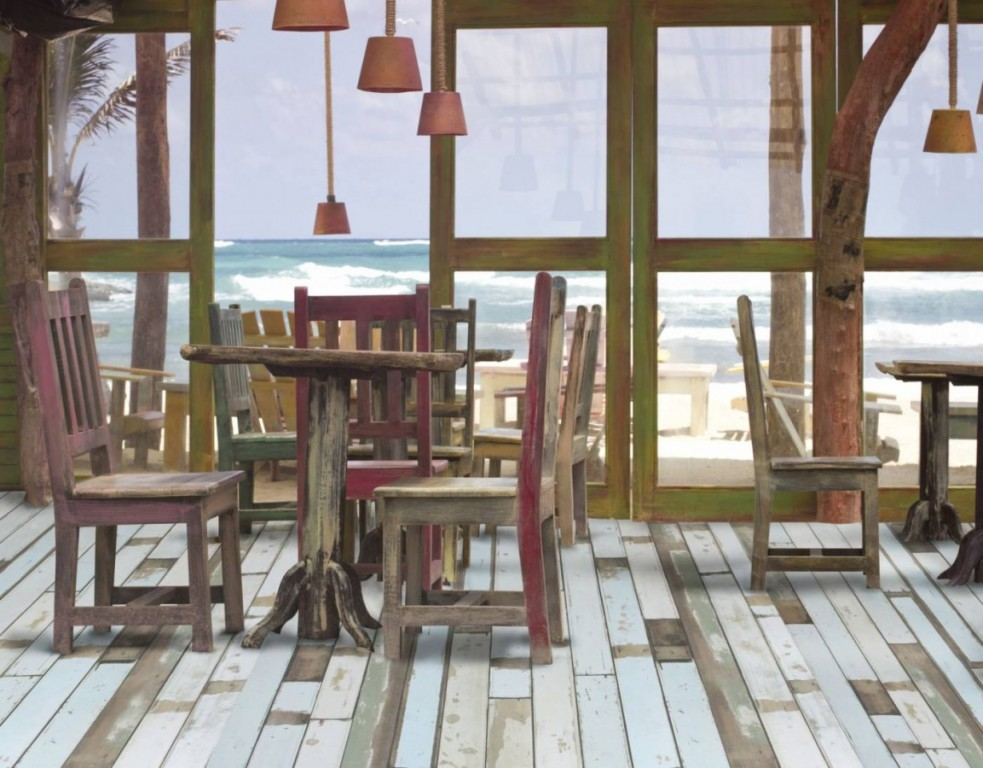 Laminátová podlaha Lamett Beach House Cabin Deck