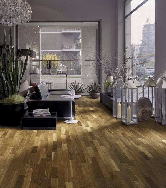 Dřevěná podlaha Kährs Original Smoke