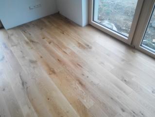 Masivní dřevěná podlaha Berthold