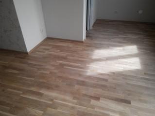 Dřevěná podlaha Dub olej
