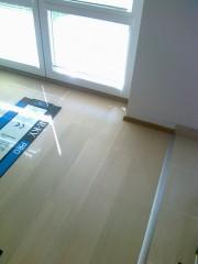 Pokládka dýhované podlahy Par-ky v Plzni