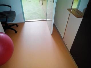 PVC Stella na chodbě