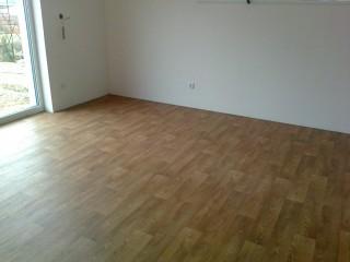 PVC Merkur v obývacím pokoji