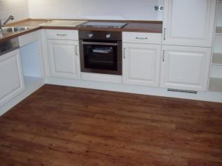 Vinylová podlaha Expona Domestic v kuchyni