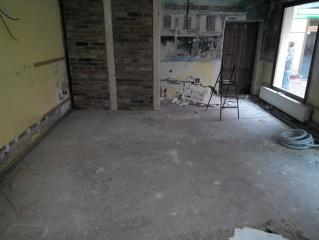 Původní dřevěná podlaha