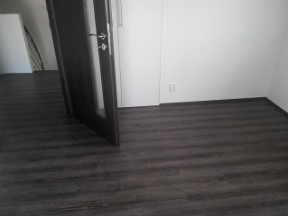 Hotová podlaha