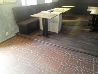 Vinylová podlaha Douglasie Tmavá