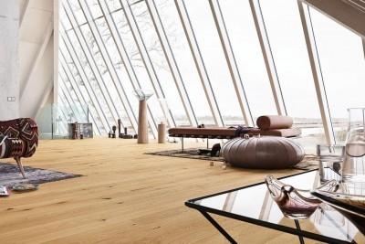 Dřevěné plovoucí podlahy Meister PD 550