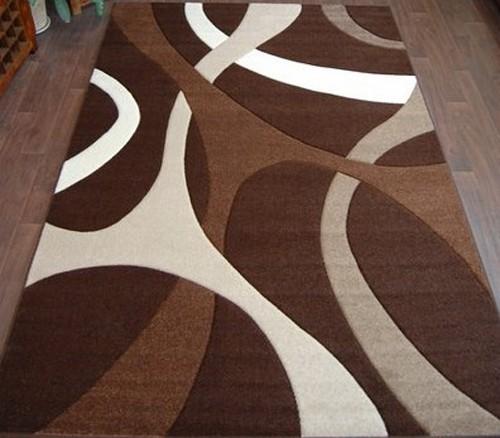 Kusový koberec Heat Set Frise Pilly 7848