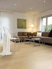 Laminátová podlaha do obývacího pokoje Balterio Traditional Elegant