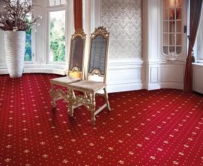 Luxusní hotelový koberec Bach