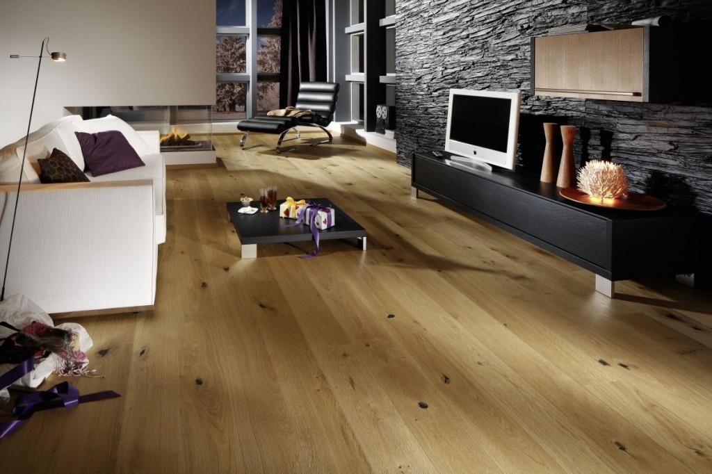 Dřevěná plovoucí podlaha Meister PD 200 Dub 8166 přírodní olej