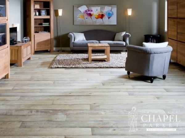 dřevená podlaha Chapel MINSTER Bleached Natural 5