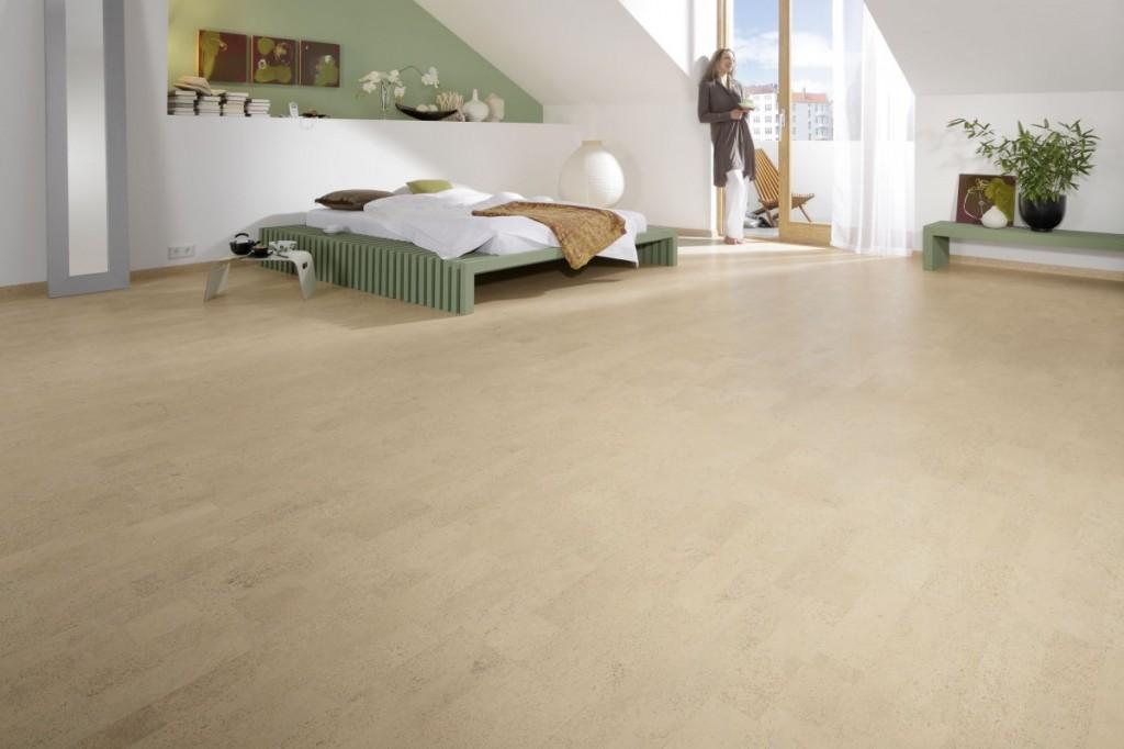 Lepené korkové podlahy Wicanders - Korek 01